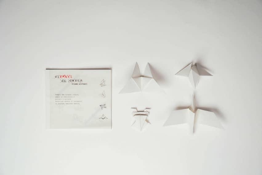 Olfatti di carta — Marta Valentini, Martina Boschetti e Grazia Cannarsa