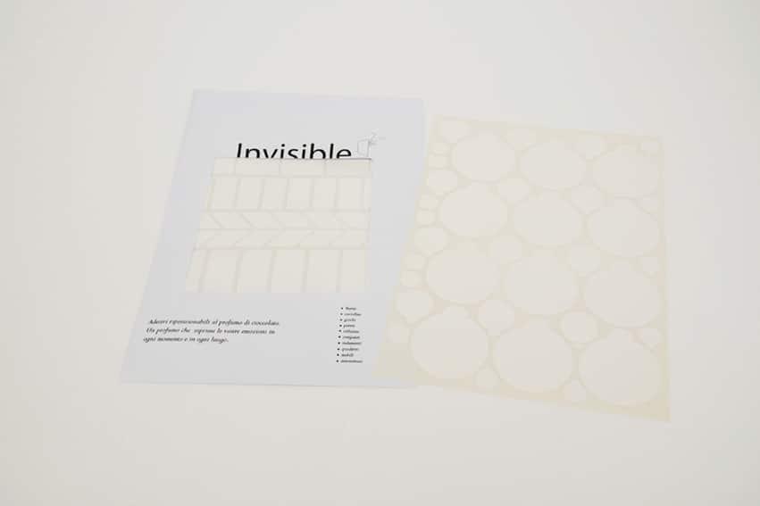 Invisibile — Federica Falciasecca e Giacomo Roberti